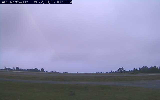 Eureka/Arcata Airport Webcam