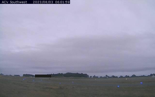 Arcata Airport Webcam in Northern California!