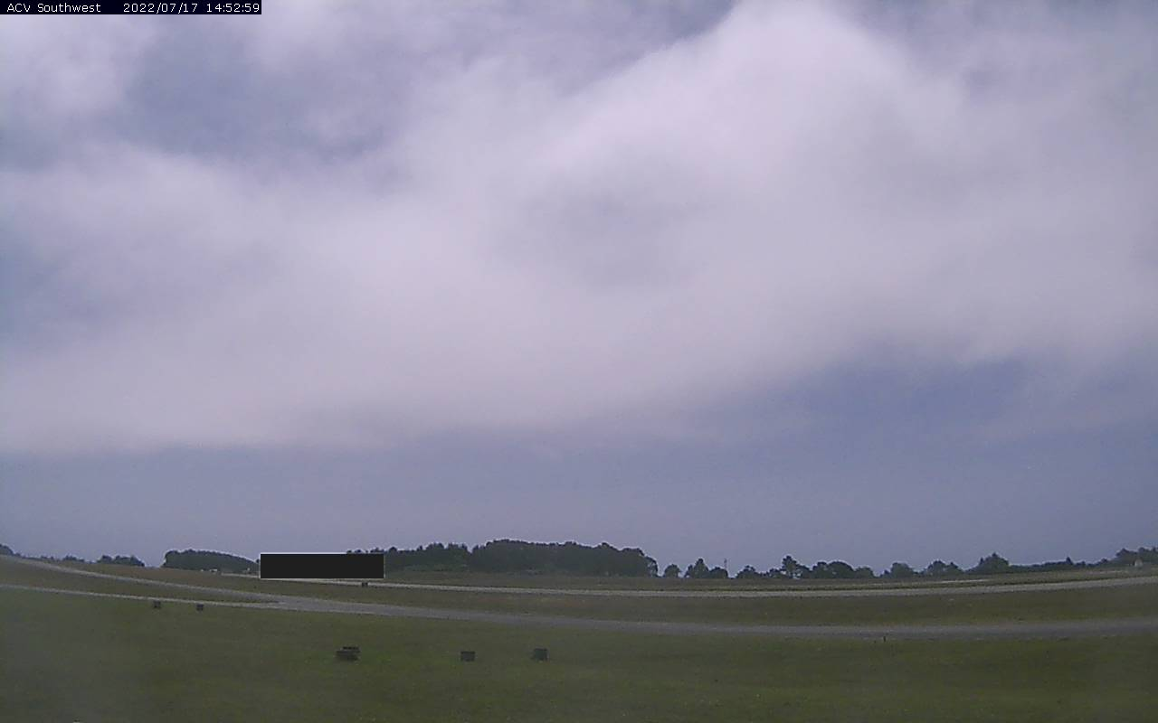 Arcata Airport Webcam from Humboldt County, California!