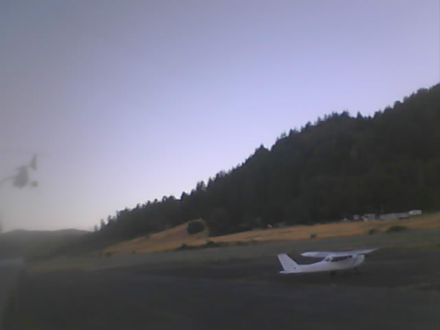 Live south facing webcam at Garberville Airport. humboldt county airports Garberville Airport 016 | South Webcam gar south