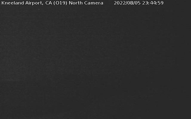 Kneeland Airport North Camera in Northern California!