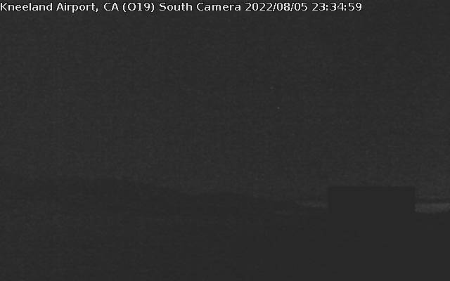 South Kneeland Airport camera in Northern California!