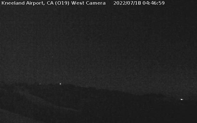 Kneeland Airport Webcam in Northern California!