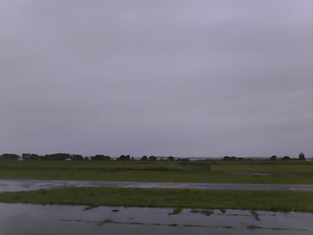 West webcam at the Murray Field Airport at Eureka in Northern California