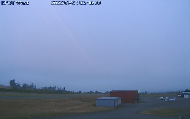 Rohnerville Airport Webcam